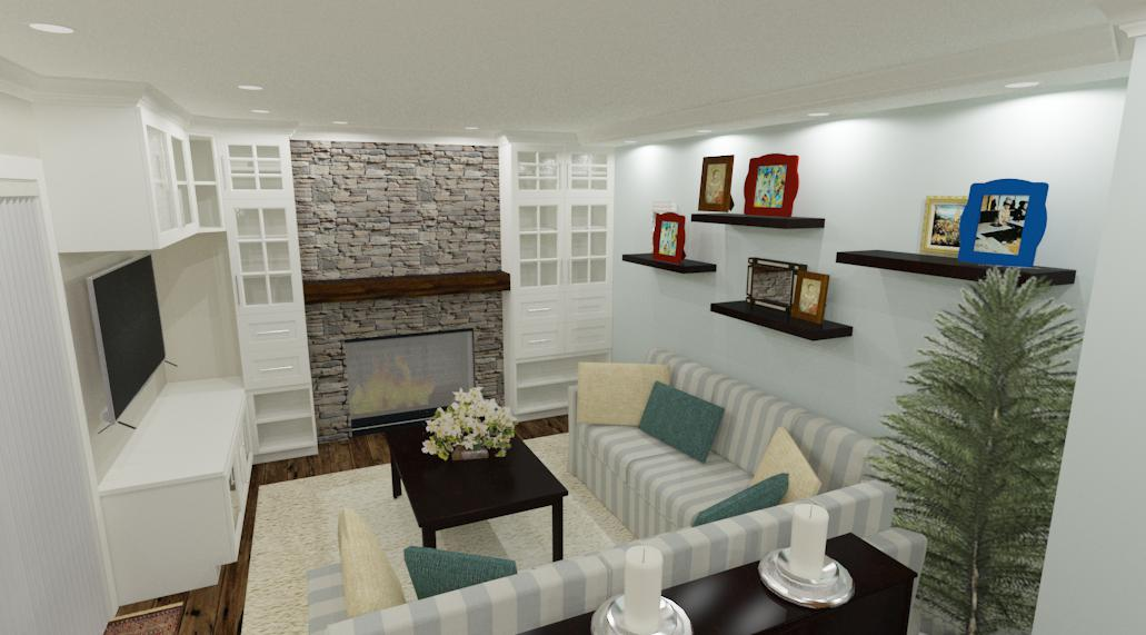 Westlake Family Room