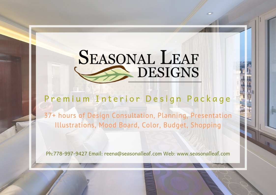 Premium Interior Design Package
