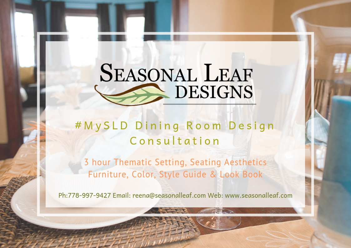 Dining Room Design Consultation