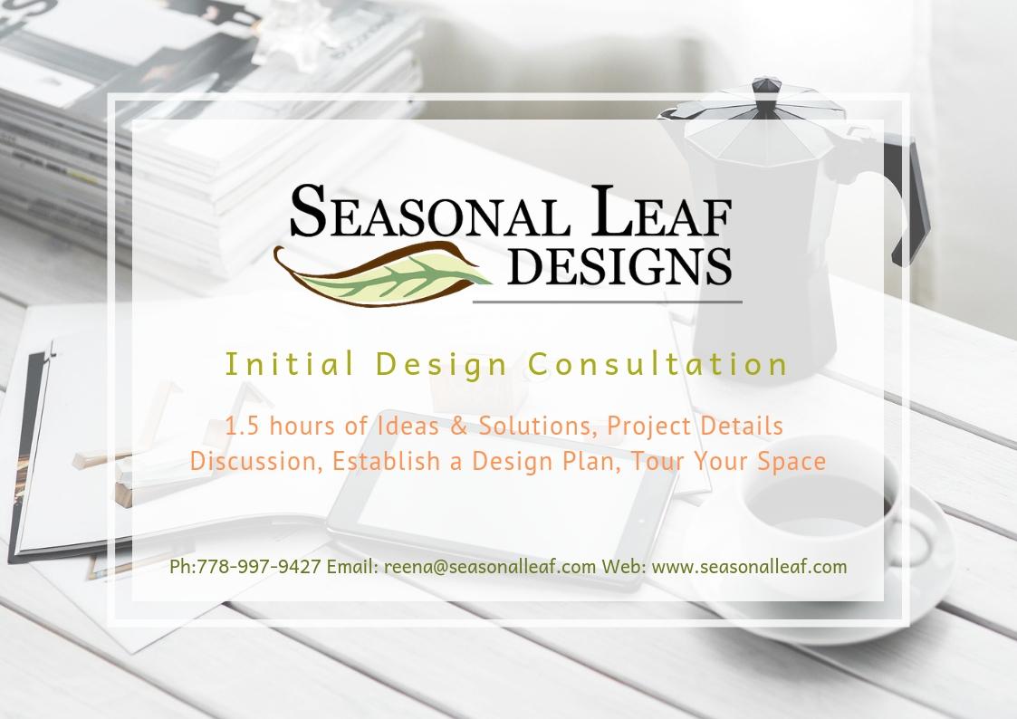 Initial Design Consultation Art