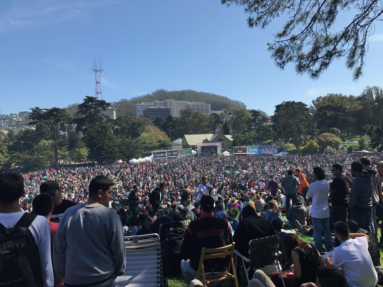 420 Hippie hill SF