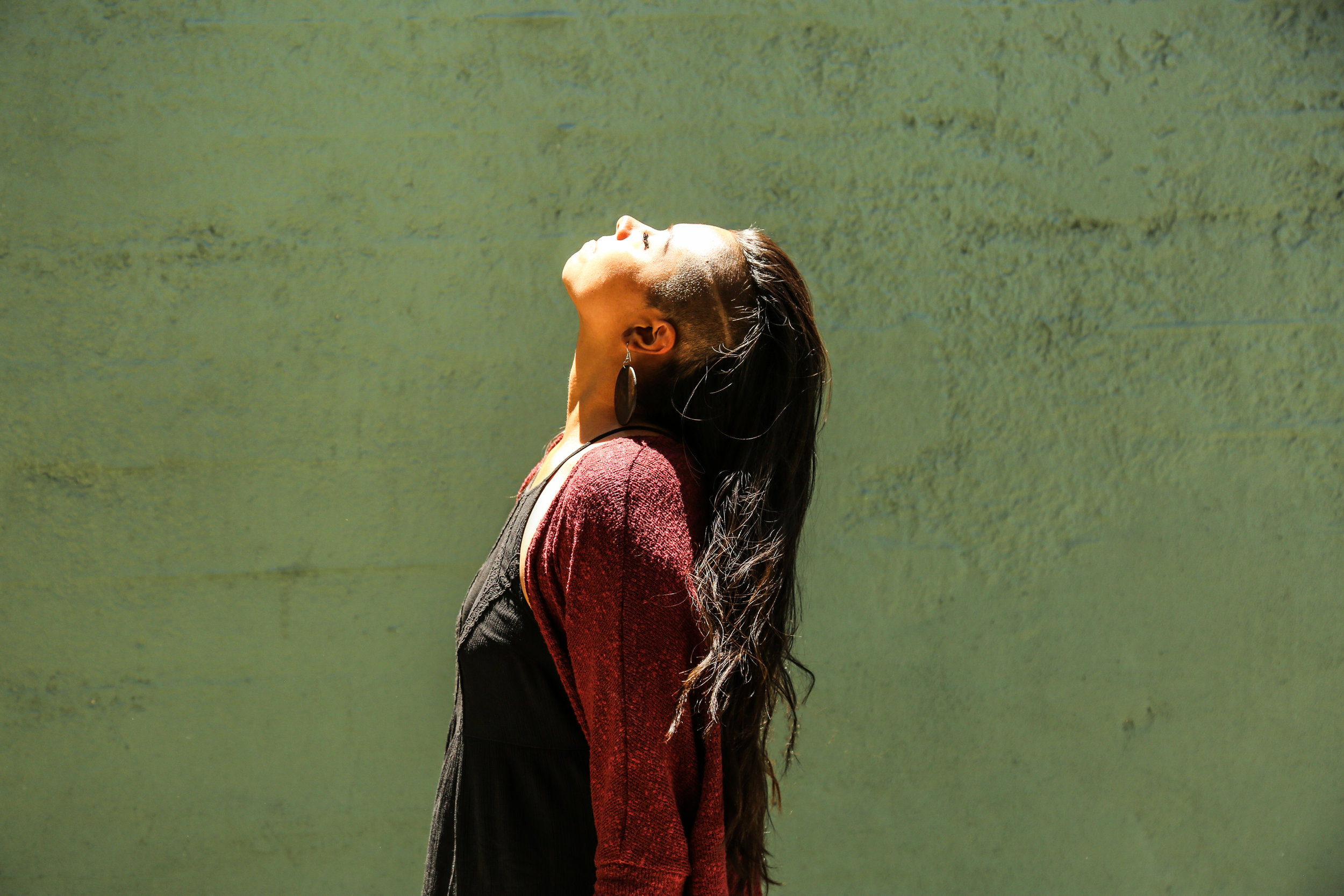 Photo of Sterlingsilver Tabasa from a Badass Women Photos session ©Regina Felice Garcia