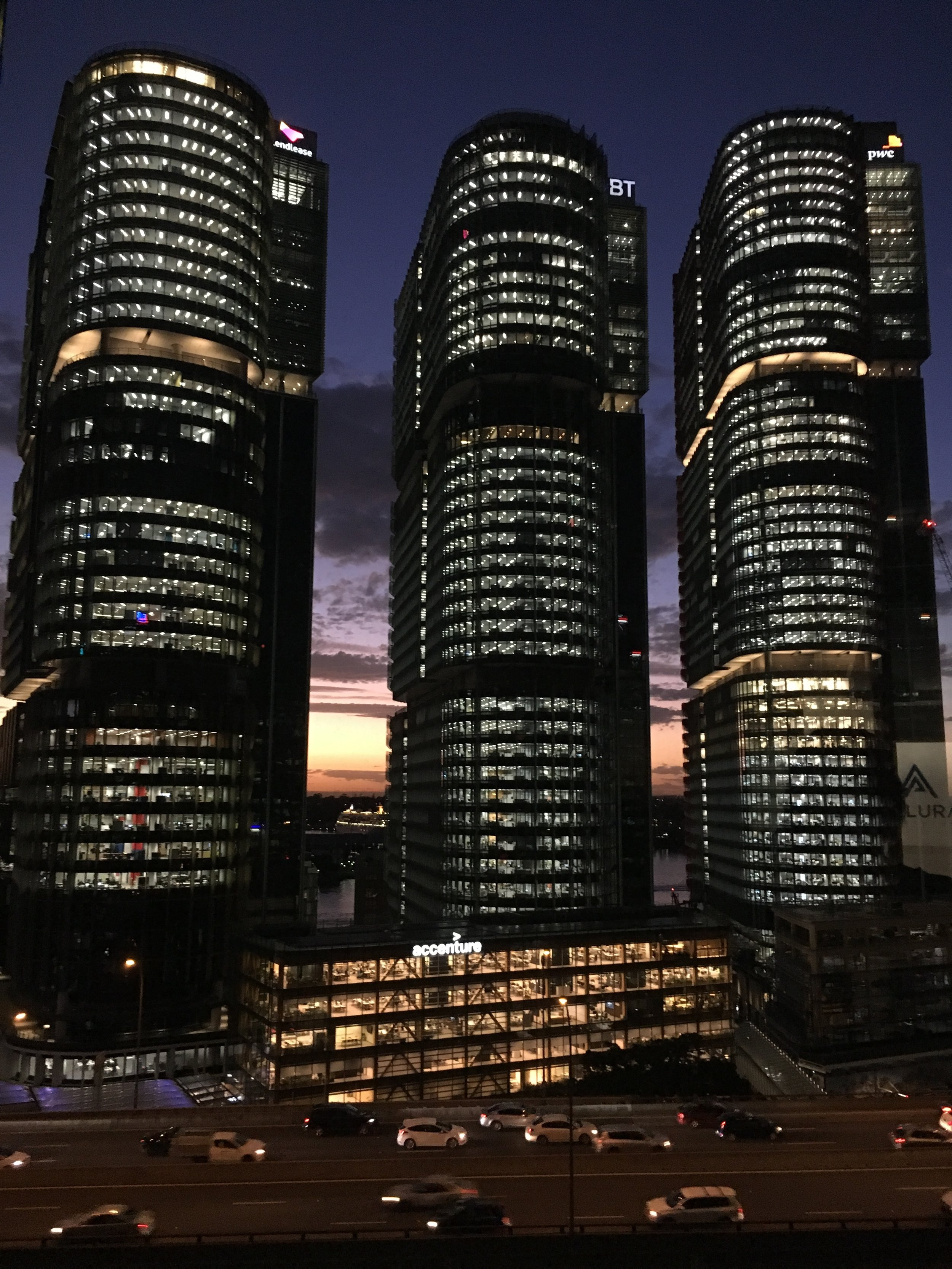 Barangaroo Towers - night.JPG