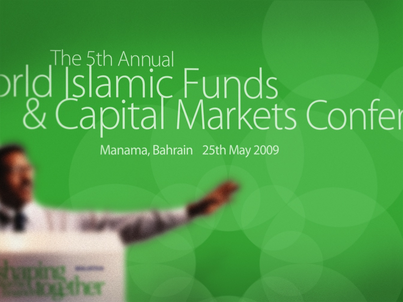 Shaping Islamic Finance Together