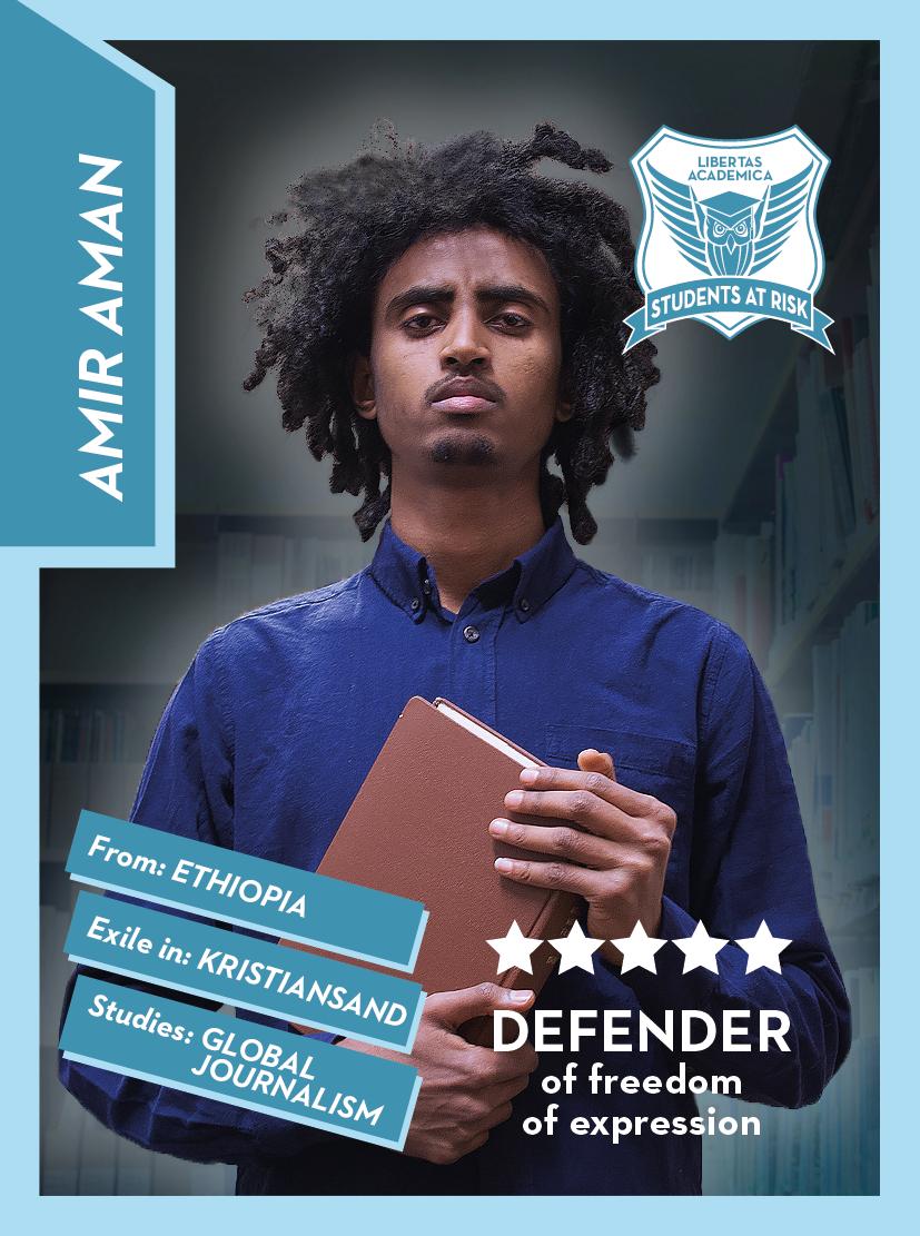 Amir, Ethiopia