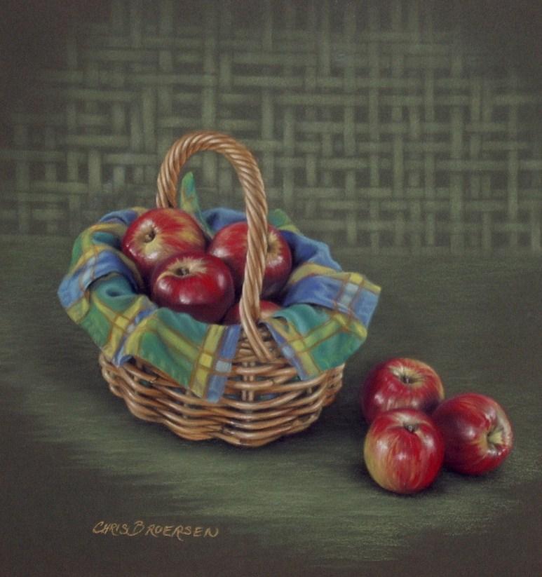 Basket of Jonathans