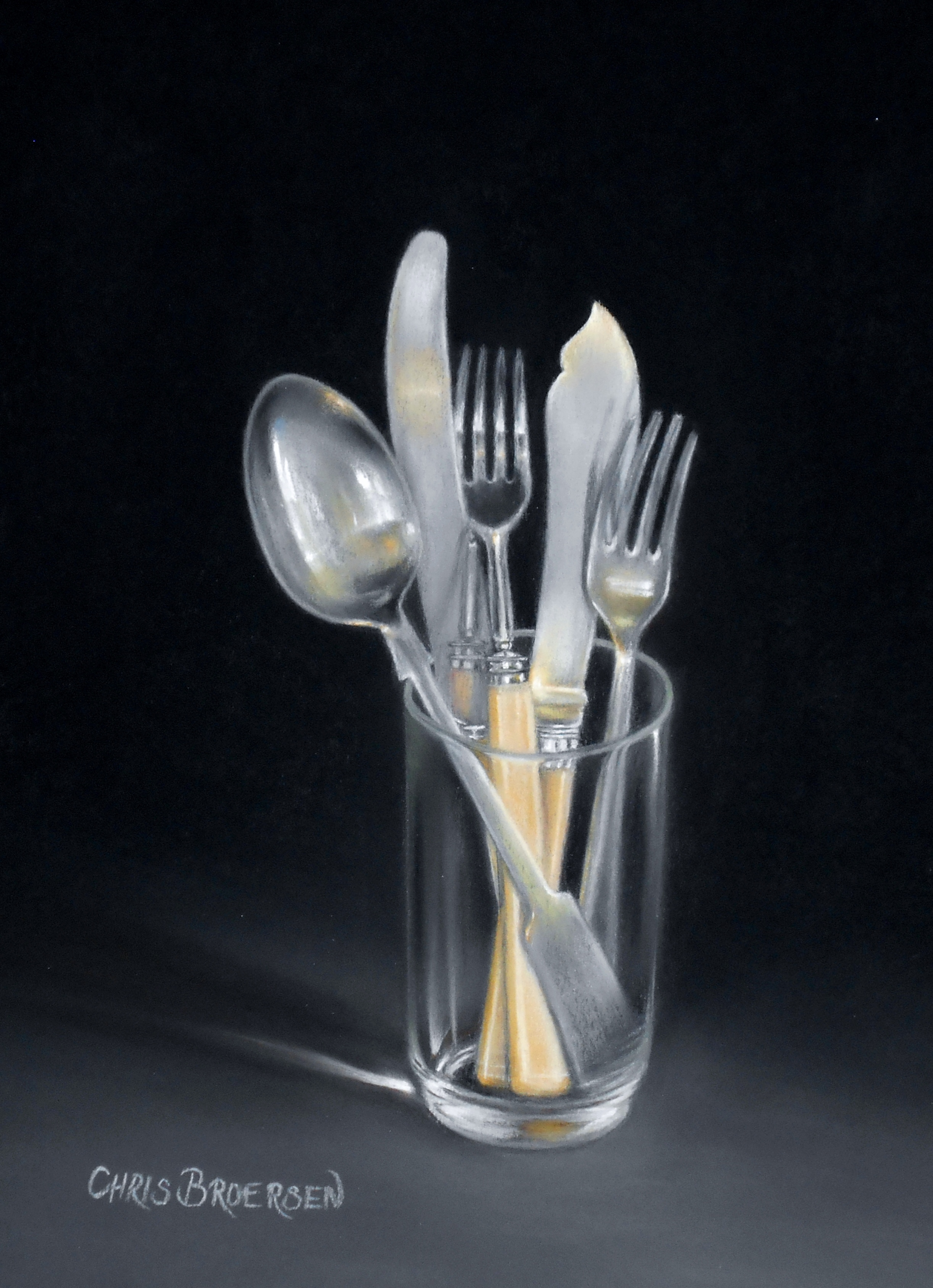 Knives, Forks and a Spoon