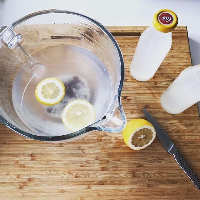 #vannkefir #fermentertdrikke #jeghjelperdeg #sommerdrikk #helsegevinst #godt #vildulære