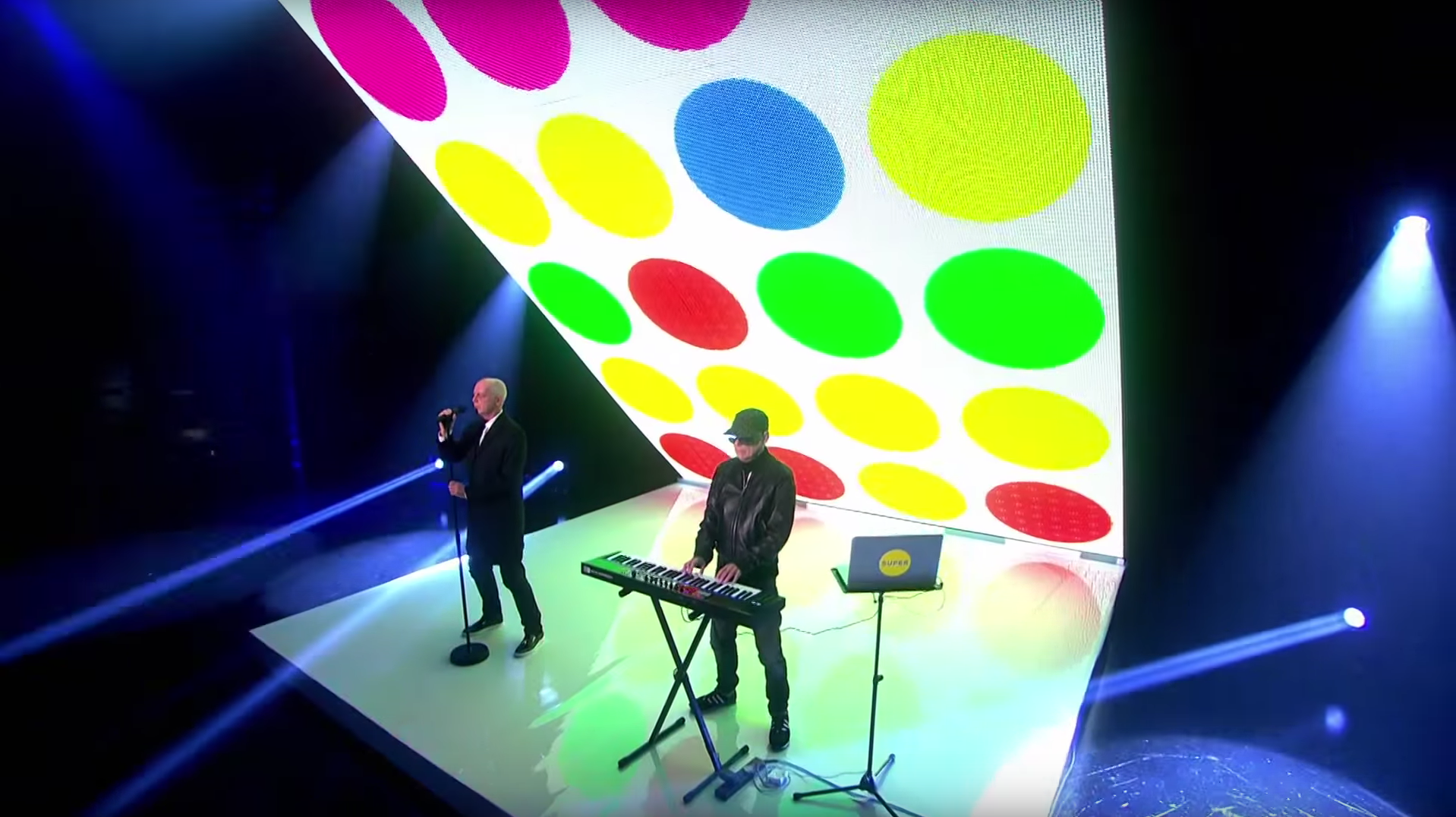 Copy of Pet Shop Boys • The Graham Norton Show 2016