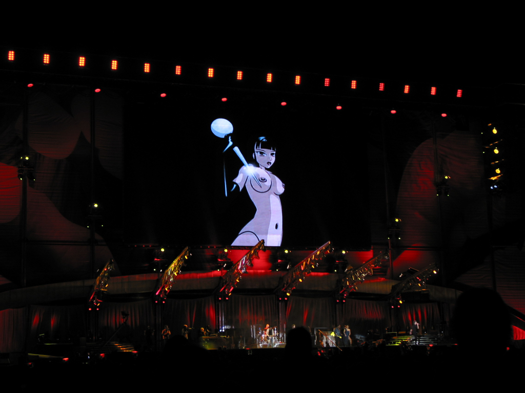 The Rolling Stones • Forty Licks Tour 2002