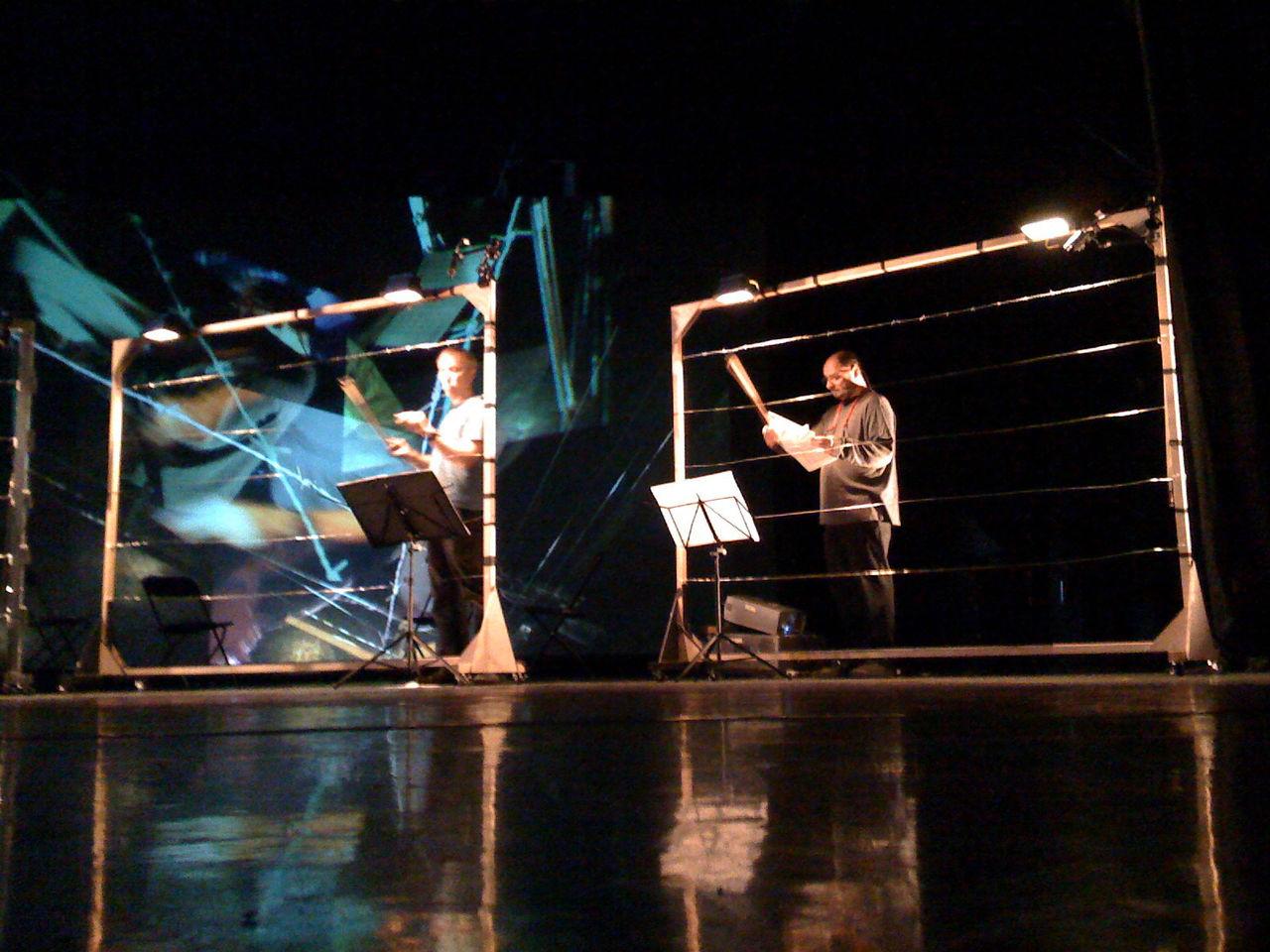 Kronos Quartet and Jon Rose 2009