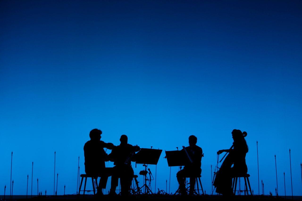 Kronos Quartet • Sun Rings 2002