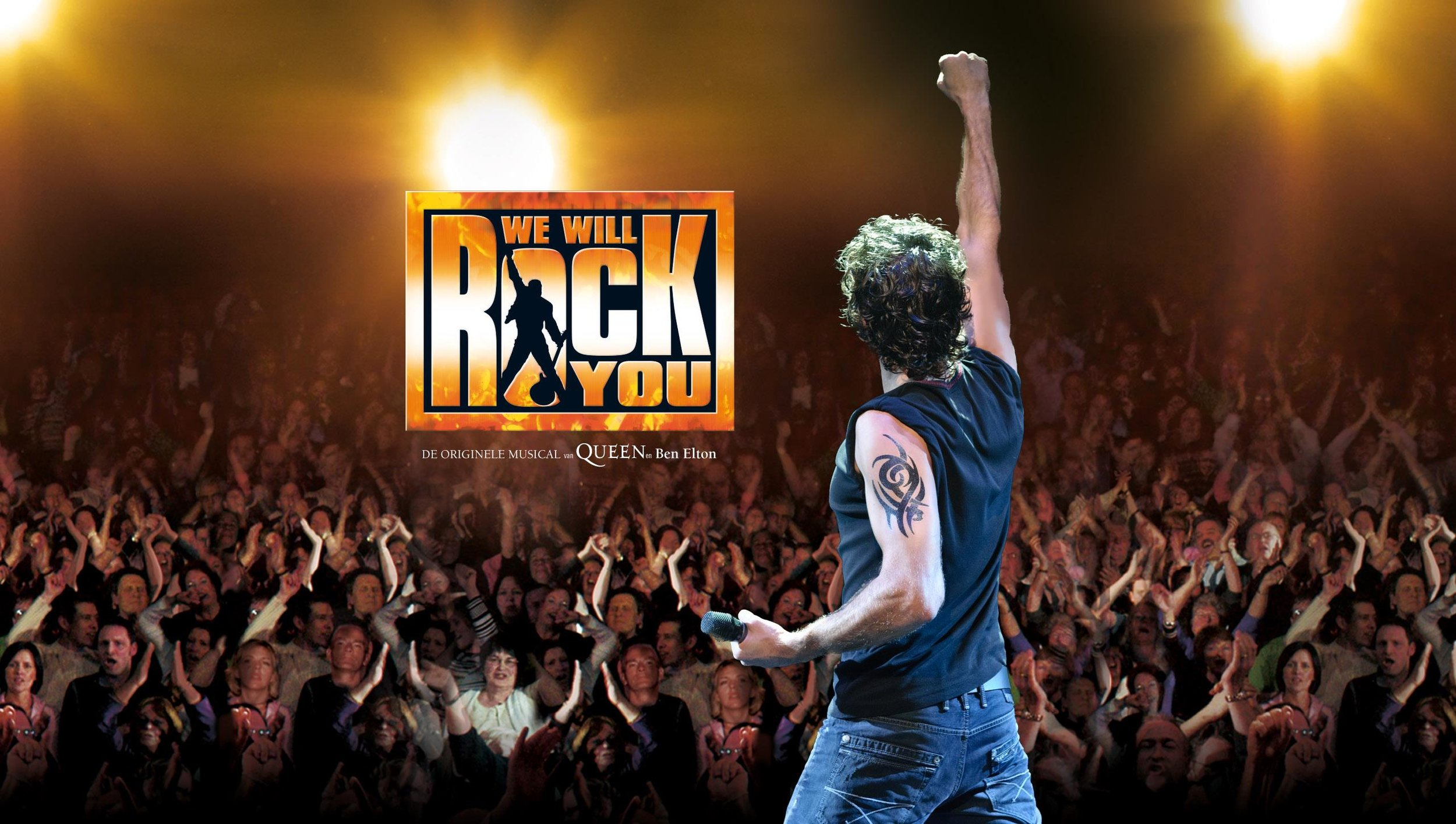 We Will Rock You The Musical 2010