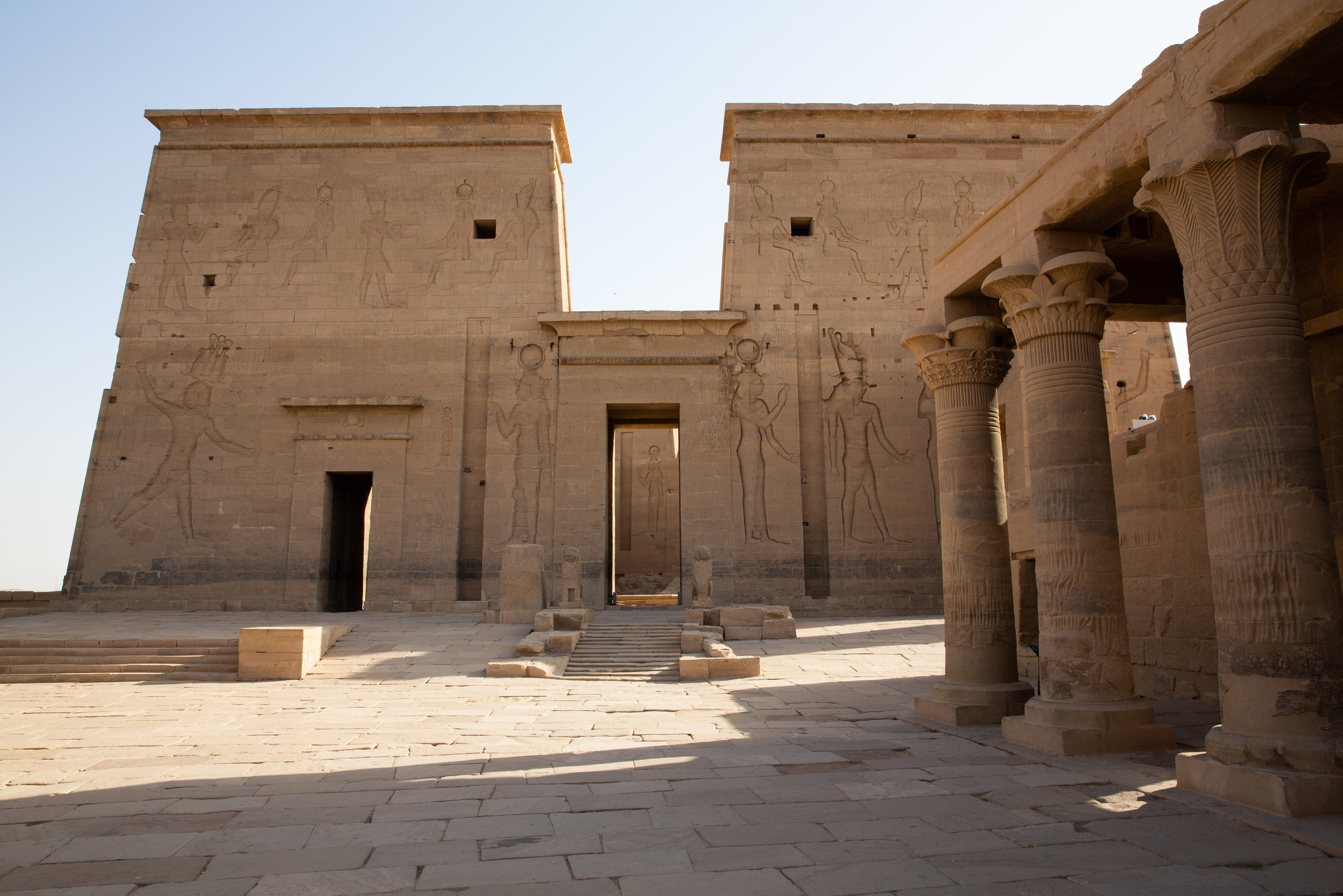 Philae Temple, Aswan - Egypt - Wild Earth Expeditions