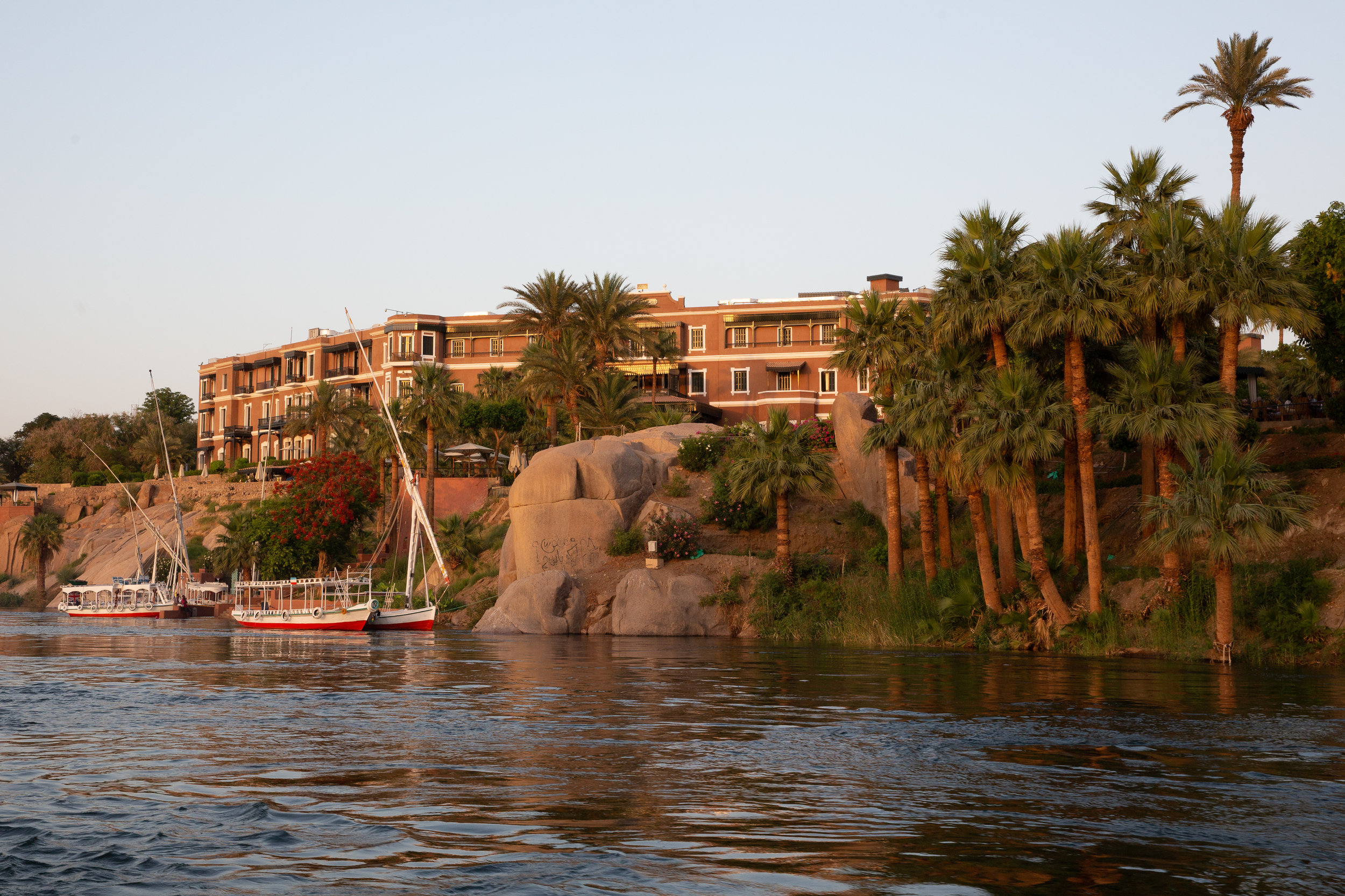 The Old Cataract, Aswan - Egypt - Wild Earth Expeditions