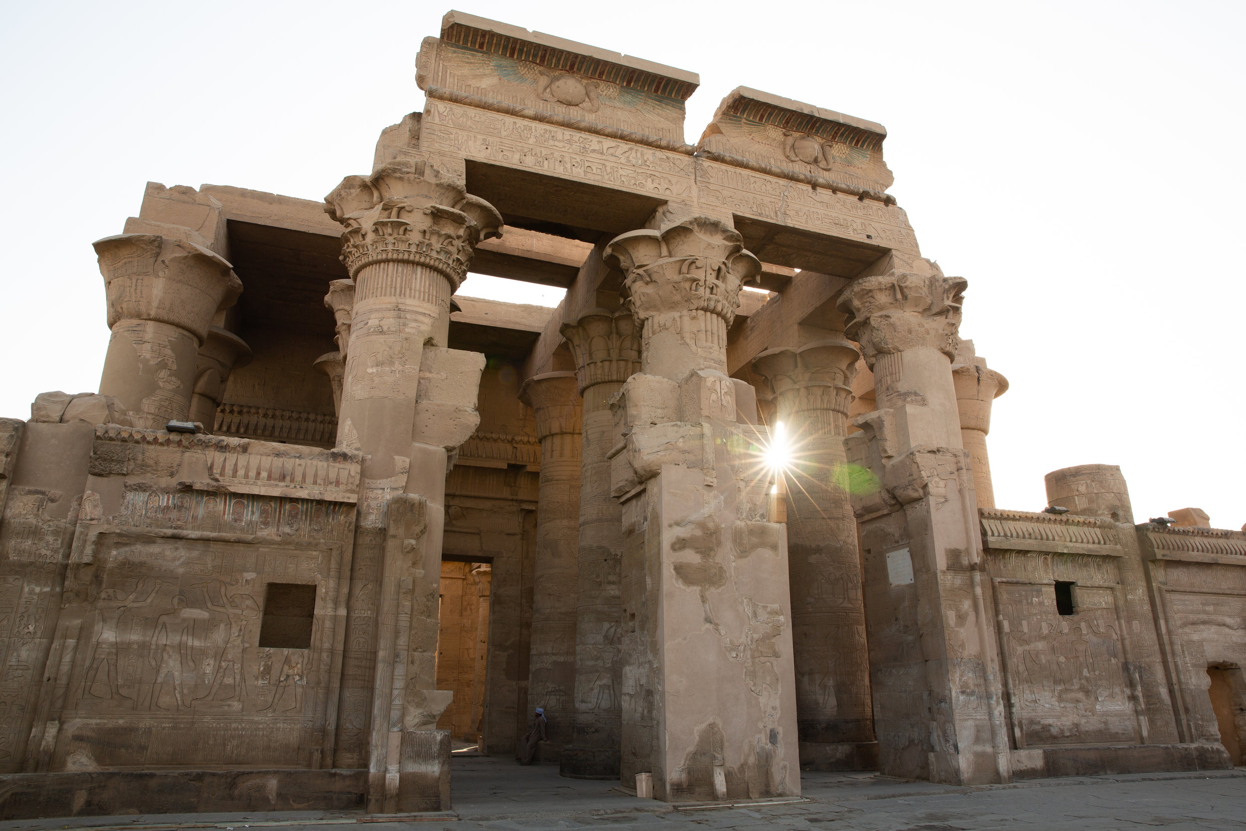 Kom Ombo Temple, Kom Ombo - Egypt - Wild Earth Expeditions