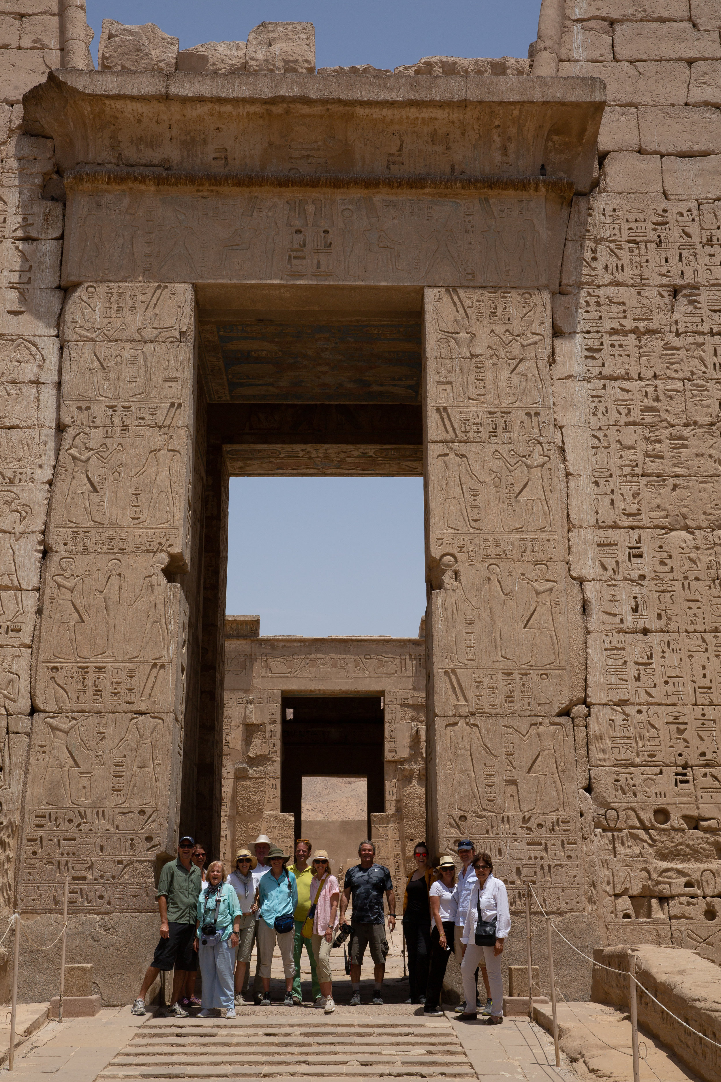 Medinet Habu, Luxor - Egypt - Wild Earth Expeditions