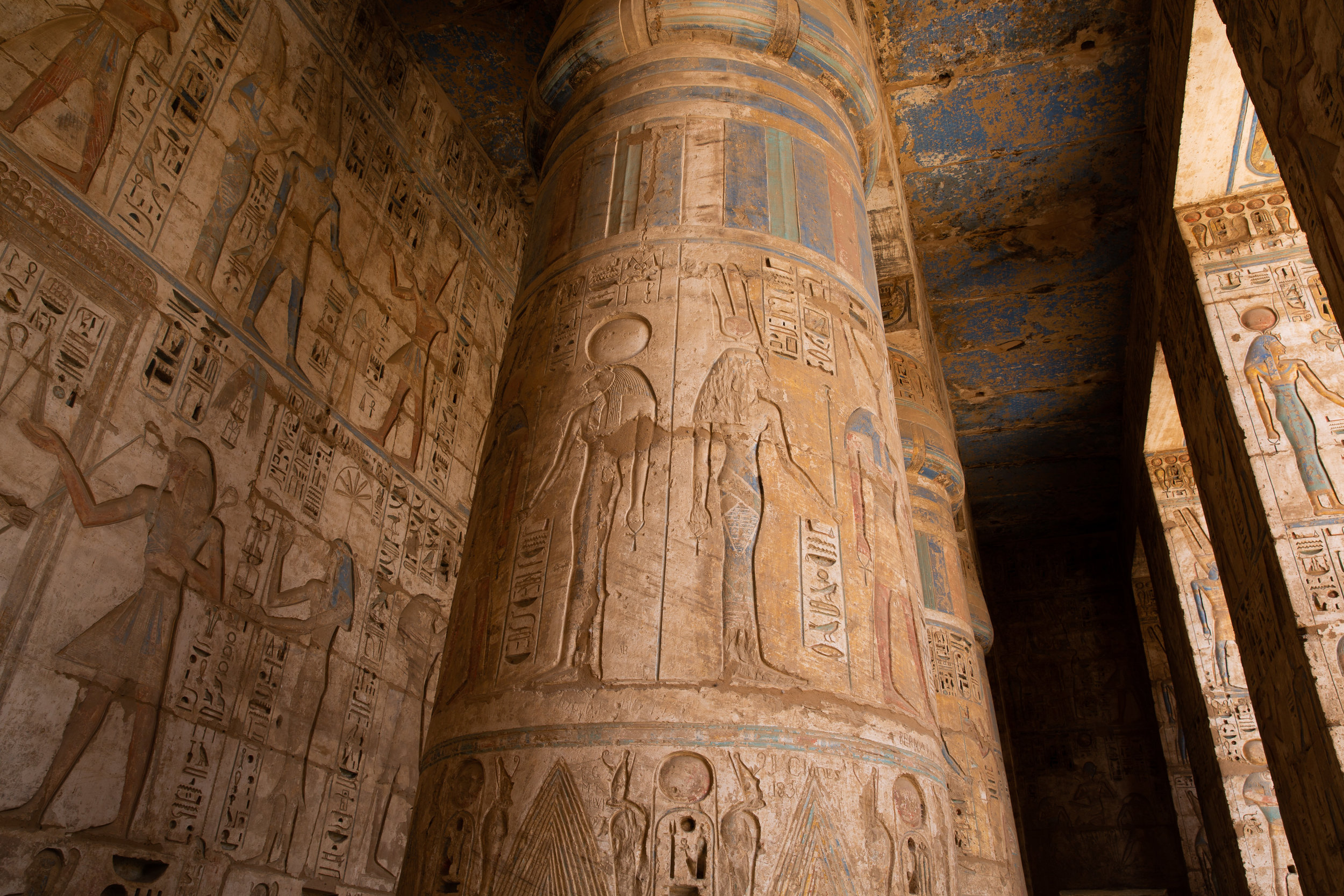 Karnak Temple, Luxor - Egypt - Wild Earth Expeditions