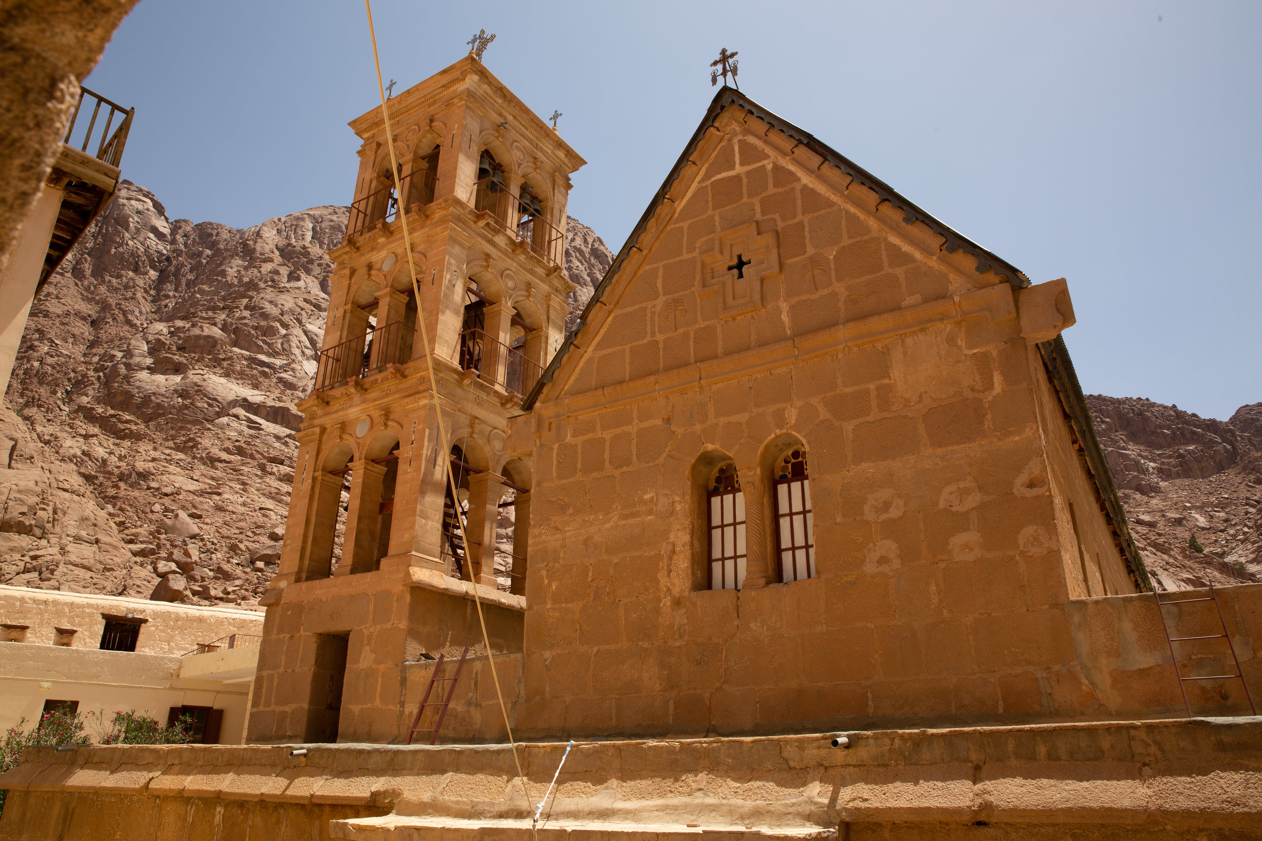 St Catherines Monastery, Sinai - Egypt - Wild Earth Expeditions
