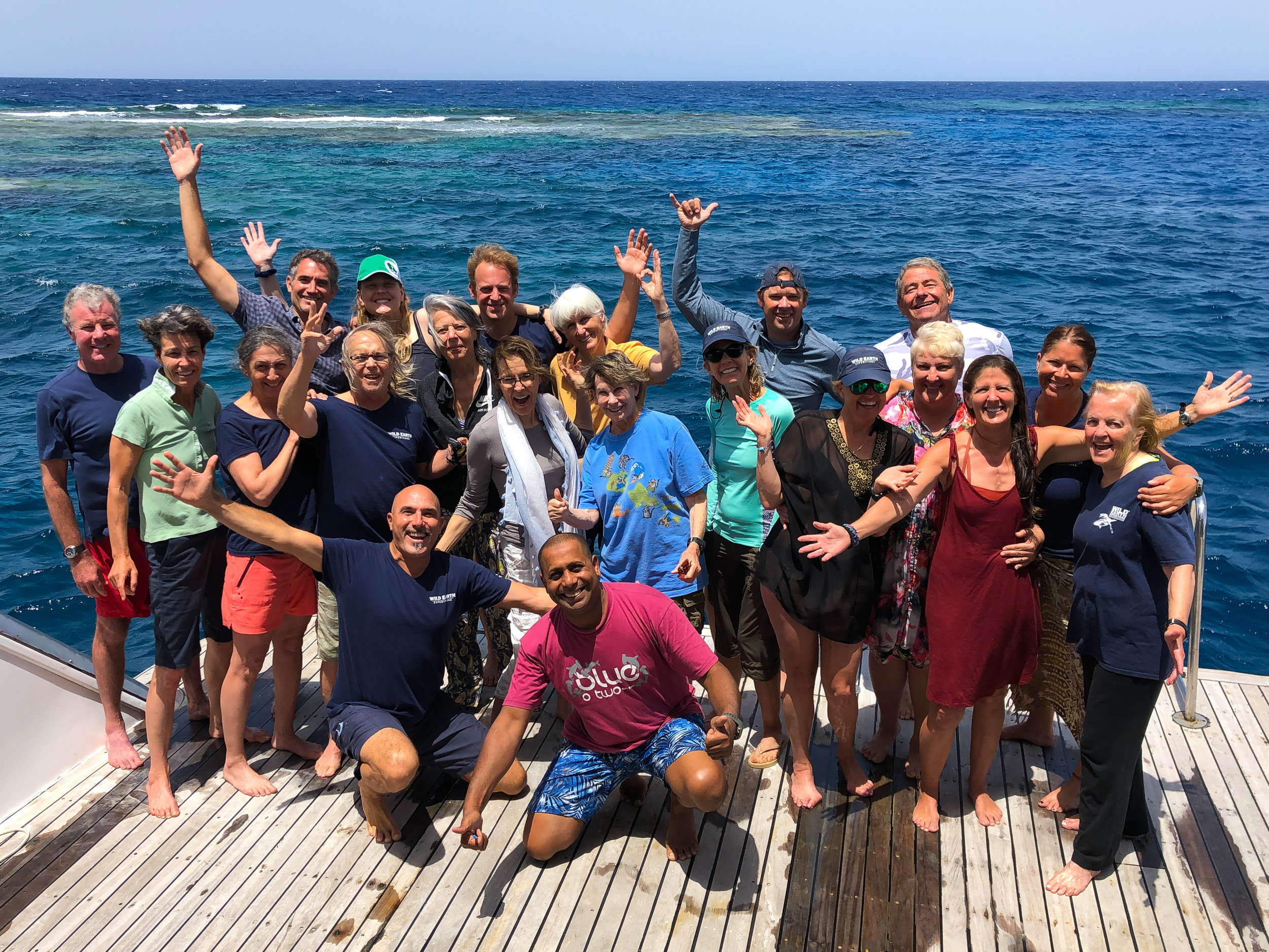 Wild Earth Explorers, Red Sea - Egypt - Wild Earth Expeditions