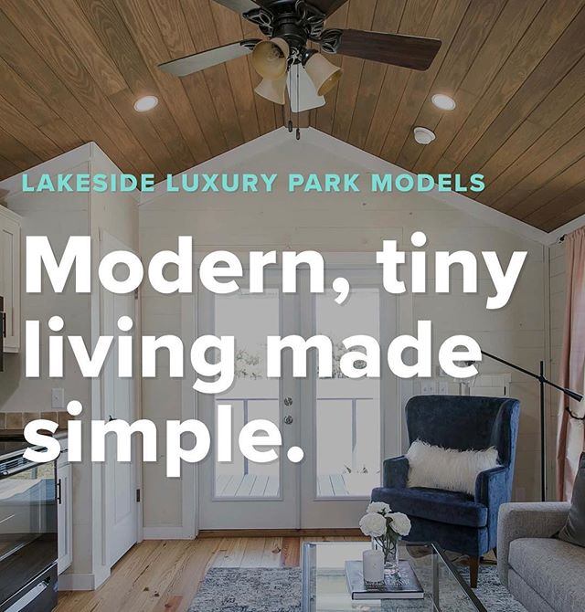 Discover more about our luxury #parkmodel home collection! Link in bio 👍🏻