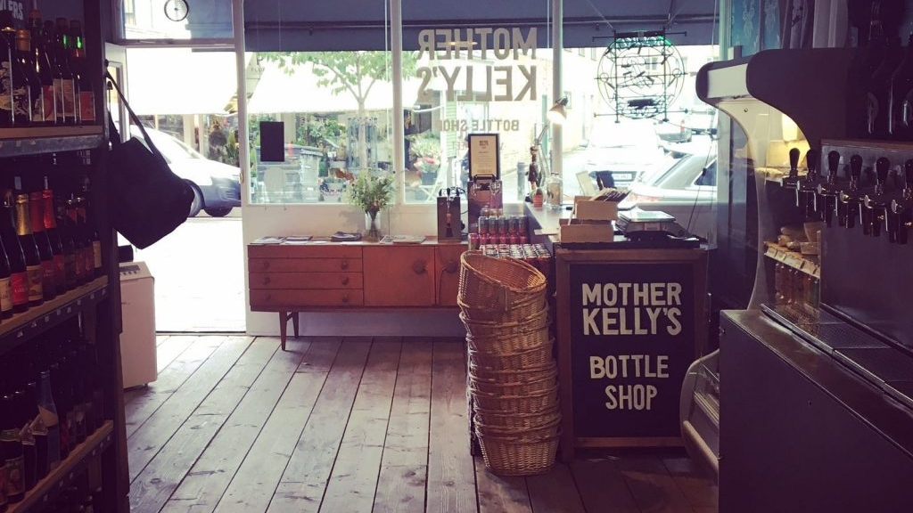 Mother Kelly's Bottle Shop - Hackney