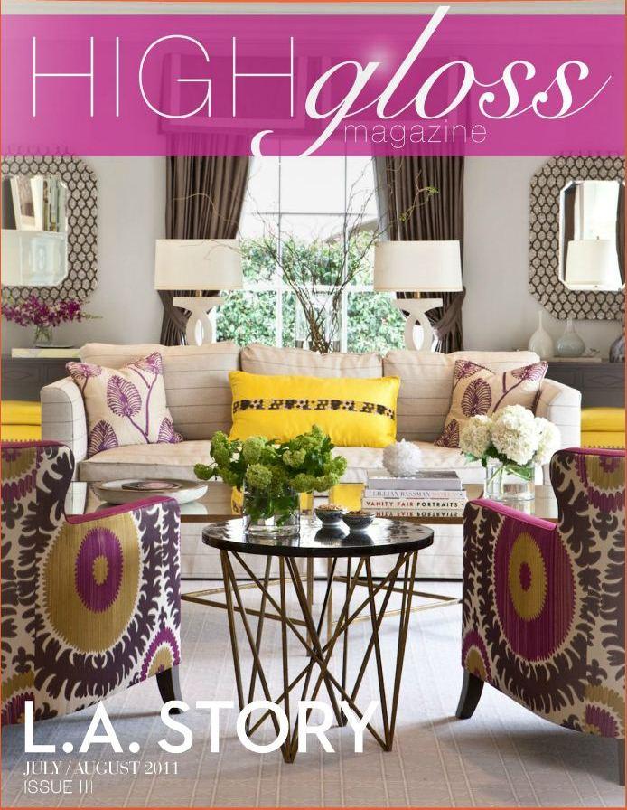 High Gloss / August 2011