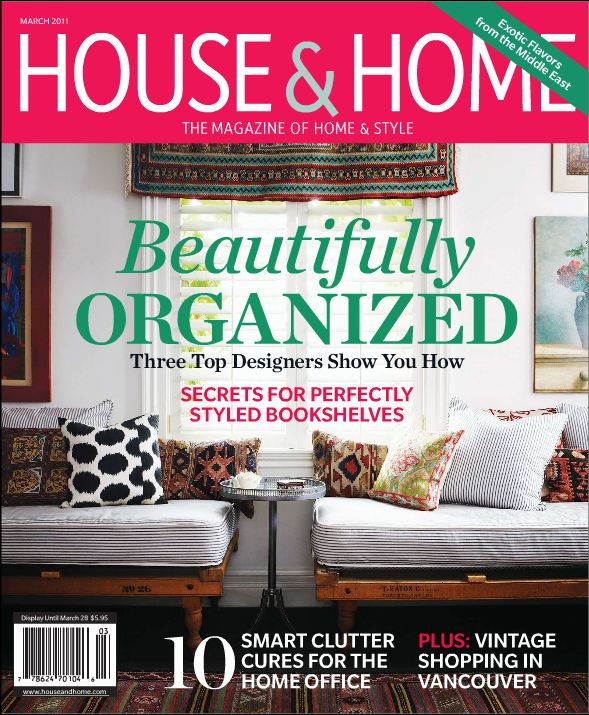 House & Home / March 2011