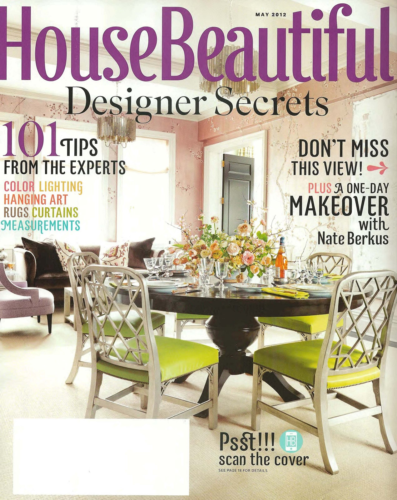 House Beautiful / May 2012