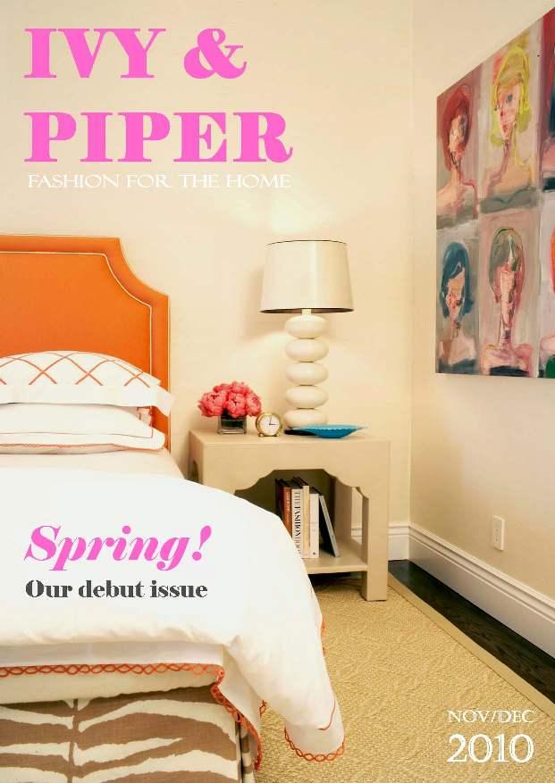 Ivy & Piper / December 2010