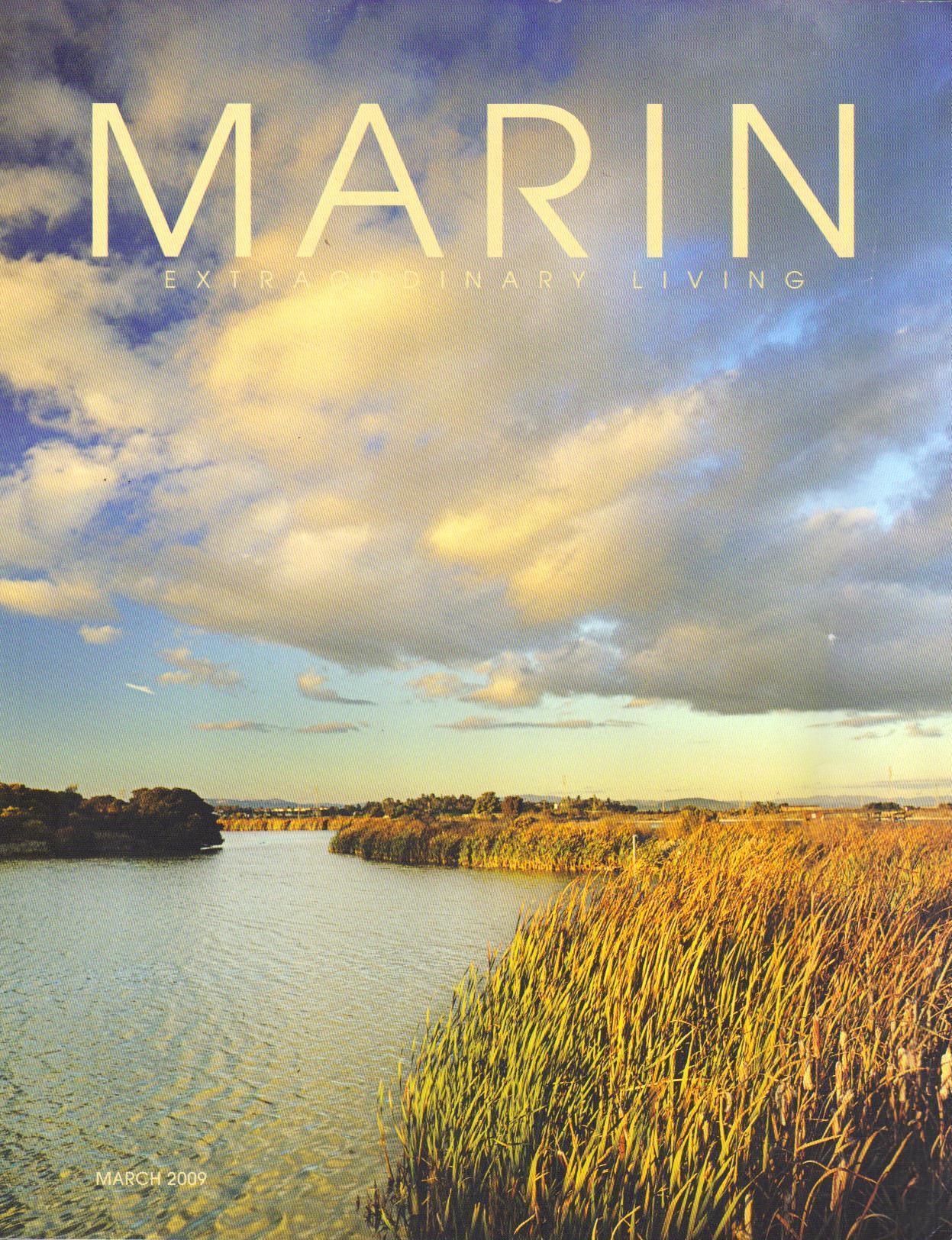 Marin Magazine / March 2009