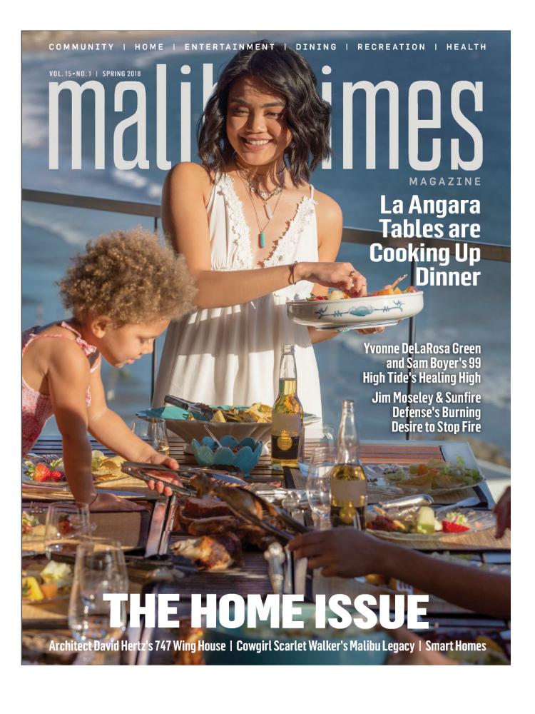 MALIBU TIMES / SPRING 2018