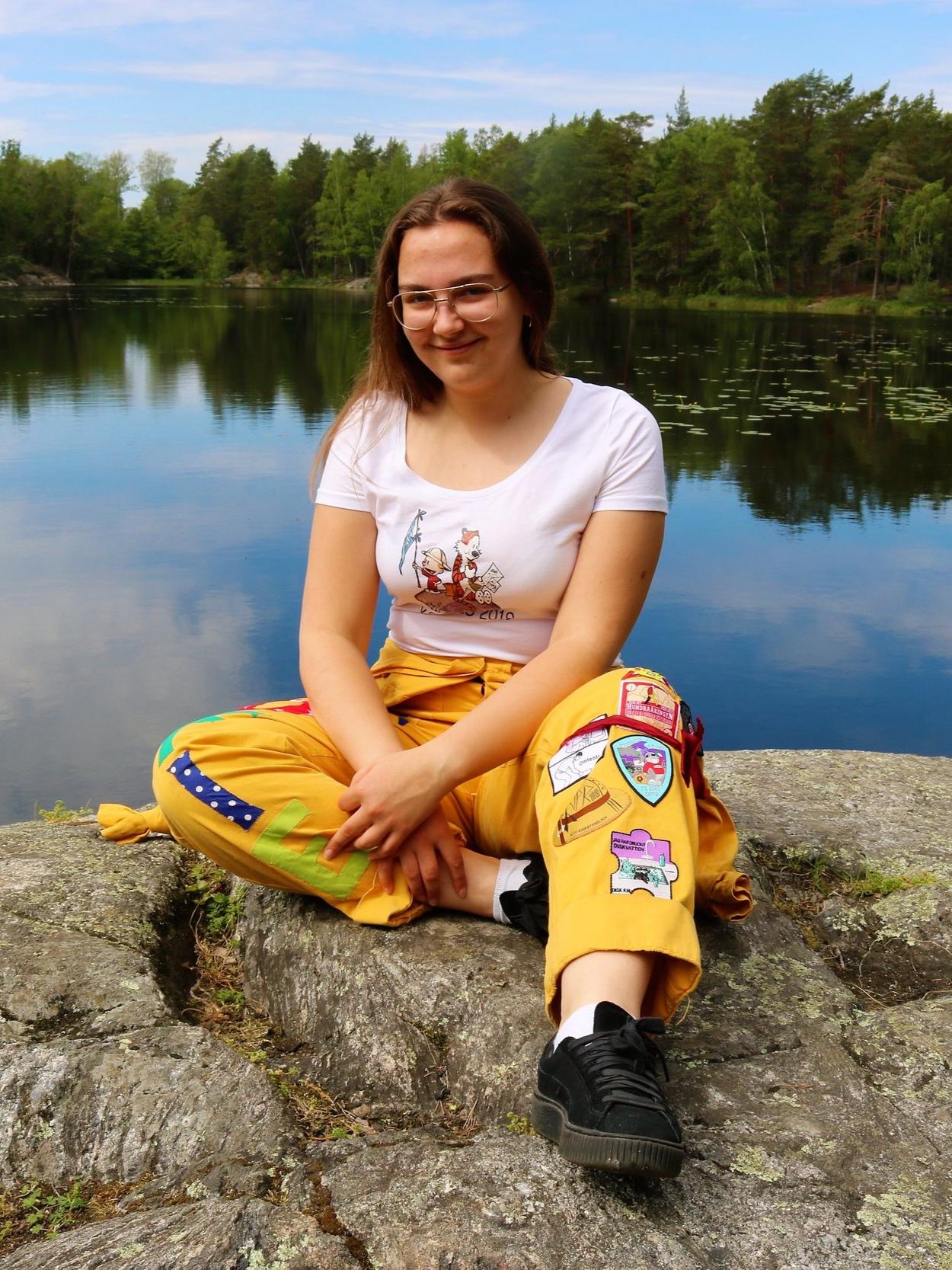 Secretary , Sofie Rehnström   sekr@k.kth.se