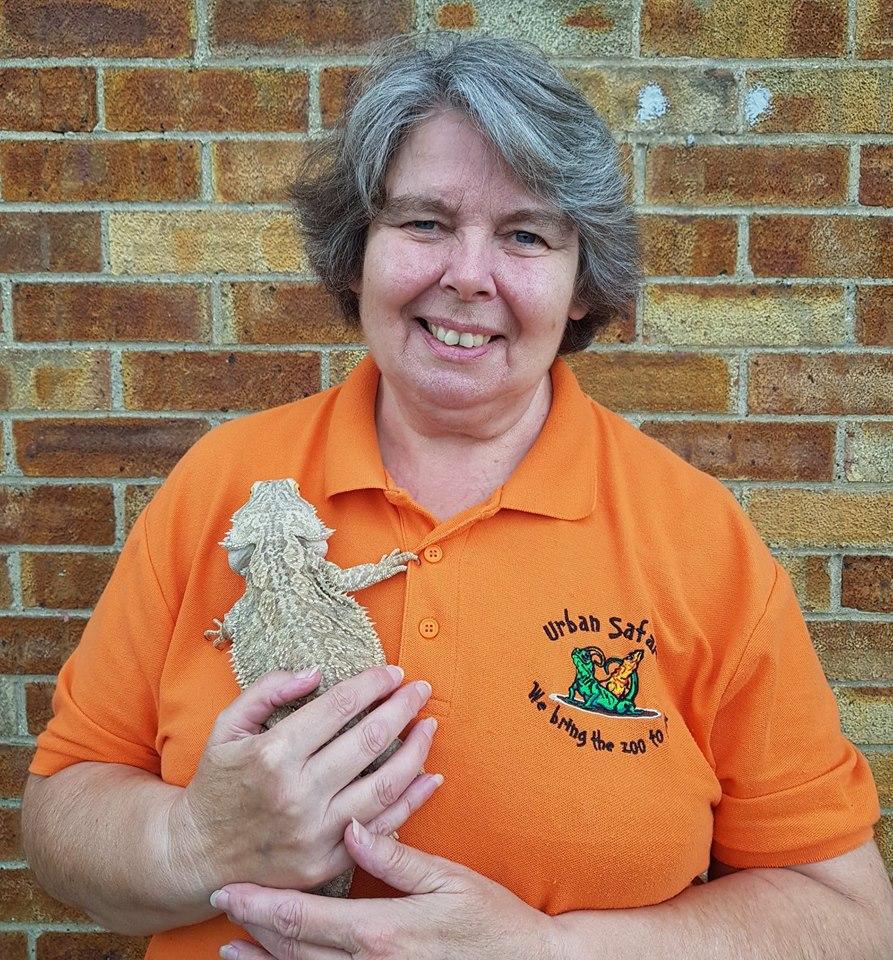 Susan - Part time animal handler