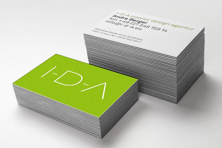 I-D-A-Visitenkarten