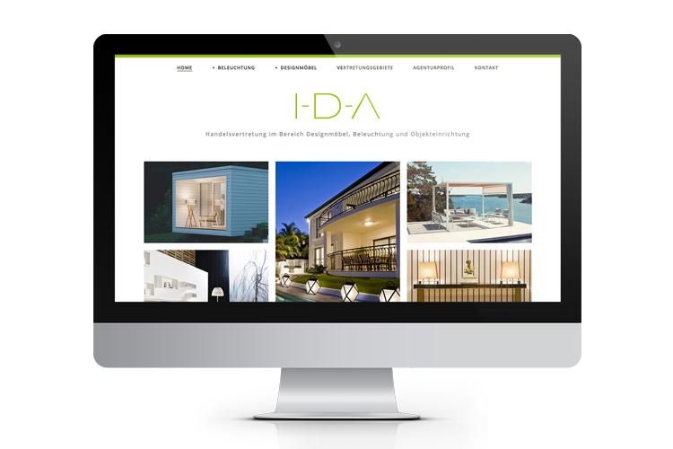 I-D-A-Website