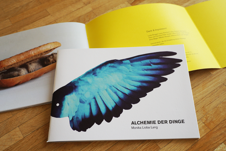 Alchemie der Dinge Katalog