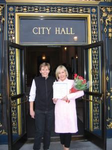 Jane Marquardt and Tami Marquardt Wedding Day