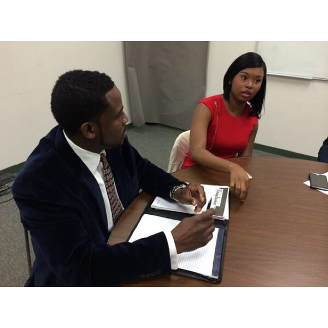 New Haven community leaders say power can change racial profiling. - Article by: Mercy Quaye| New Haven Register