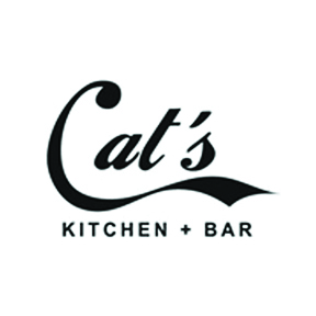 Cat's Bar + Kitchen   www.catskitchenandbar.com