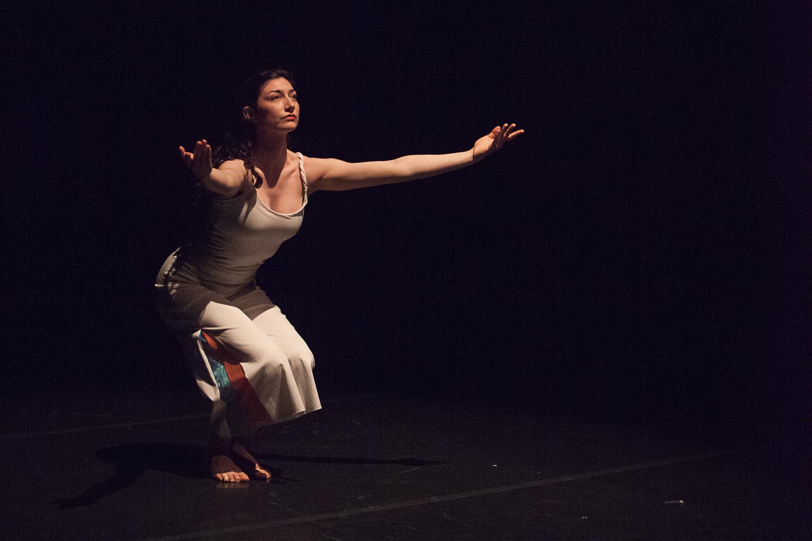 Solene Bernier   École de Danse Contemporaine de Montréal
