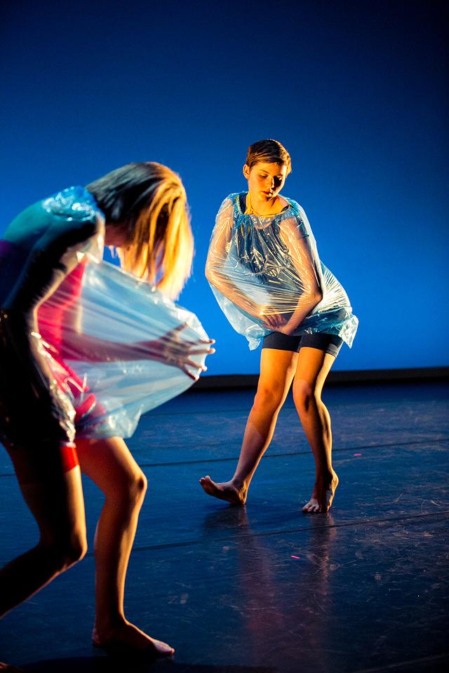 Aliah Schwartz   Concordia University Dance Program