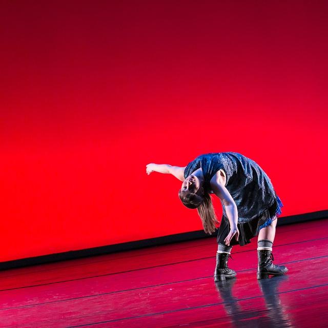 Liza Hartling   University of Calgary- Dance  (photo: Kate Hayter)