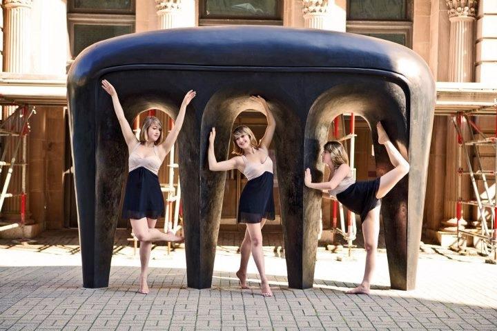 Anya Pelot   DomaineForgét  Ryerson University – Dance Program  Toronto School of Circus Arts