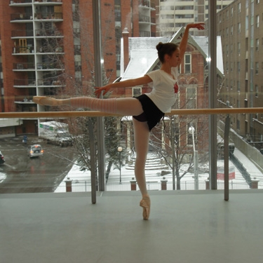 Michelle Murphy   Canada's National Ballet School- Professional Program  National Ballet Academy of Amsterdam  Dutch National Ballet