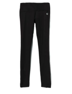 Black tights or sweatpants