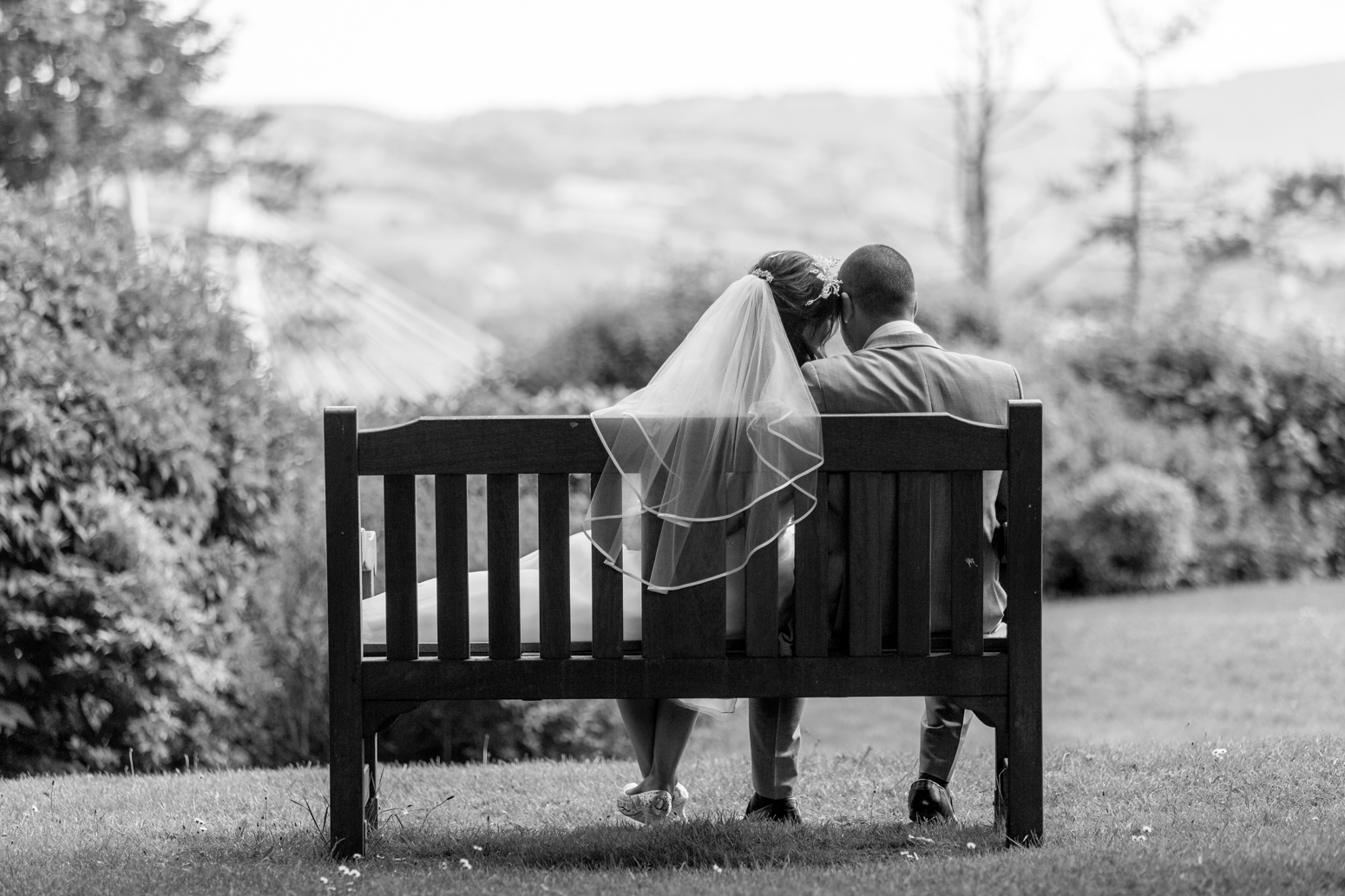 Private moments at Maes Manor