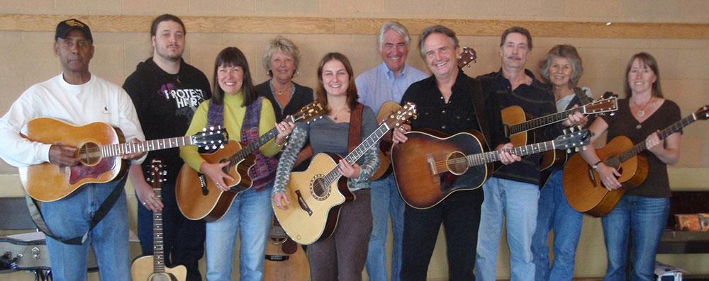 Sheridan guitar workshop