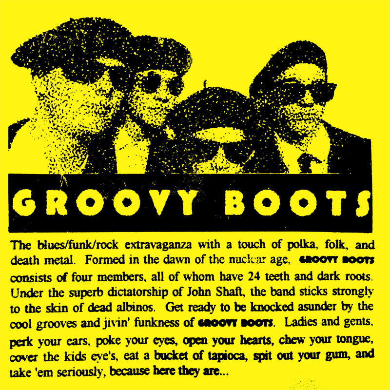 Groovy Boots Demo (1995)