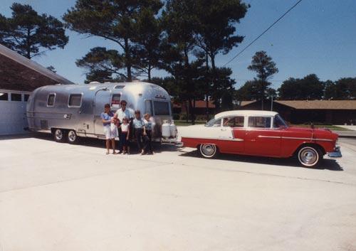The family in Destin, FL